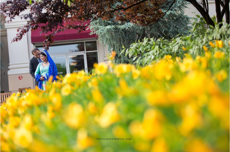 Nazish & Tariq – Bridgewater Marriott Wedding