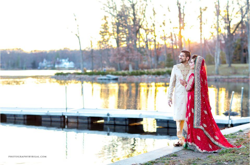 Sadia & Zohaib 2 Day Wedding Highlights ~ The Villa at Mountain Lakes
