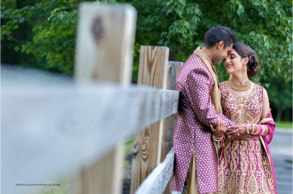 Alexandra & Ankur ~ Indian Cultural Center of South Jersey Wedding